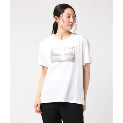 tシャツ Tシャツ COASTLINE/ロキシー Tシャツ 半袖 フォトT