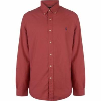 ラルフ ローレン Polo Ralph Lauren メンズ シャツ トップス Polo Classic Fit Sport Shirt ChiliPepper