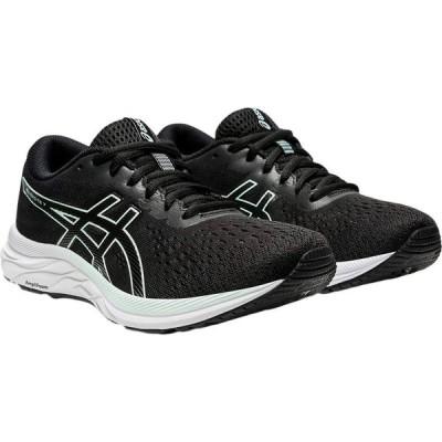 アシックス ASICS レディース ランニング・ウォーキング シューズ・靴 GEL-Excite 7 Black/Bio Mint