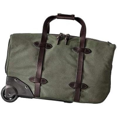 フィルソン メンズ ボストンバッグ バッグ Filson Rolling Duffle Bag Otter Green