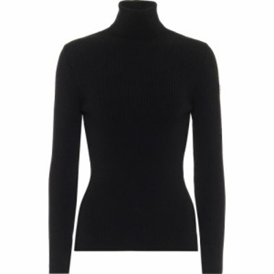 フザルプ Fusalp レディース ニット・セーター トップス Ancelle Turtleneck Sweater Noir