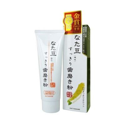 三和通商 なた豆すっきり歯磨き粉(矯味) 120g