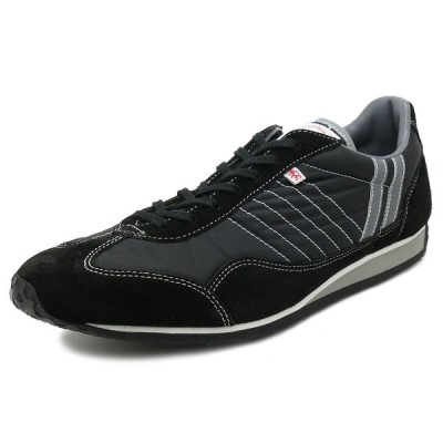 スニーカー パトリック PATRICK スタジアム ブラック 23011 メンズ レディース シューズ 靴