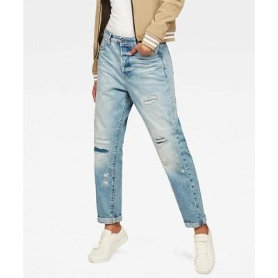 パンツ デニム ジーンズ Midge Saddle High Waist BF Jeans