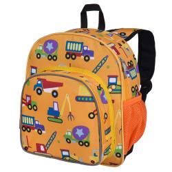 【LoveBBB】美國 Wildkin 幼兒背包/幼稚園/寶寶書包 40110怪手卡車(2~6歲)