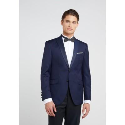 ジョープ ジャケット&ブルゾン メンズ アウター HORACE - Anzugsakko - Suit jacket - dark blue
