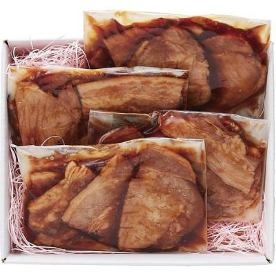 ( 産地直送 冷凍 / 江戸屋 ) 帯広・江戸屋のこだわり 豚丼の具 4袋 産直 グルメ 内祝い 御礼 手土産