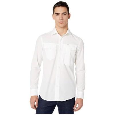 ジースター メンズ 服  Citishield Slim Shirt Long Sleeve