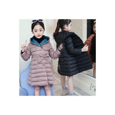 アウターコート 中綿 女の子 かわいい 防寒 キッズファッション 送料無料 暖かい 子供服 冬服 中綿コート ジャケット