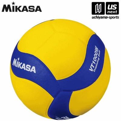 ミカサ バレーボール トレーニングボール 5号 1kg (VT1000W) [取り寄せ][自社](メール便不可)