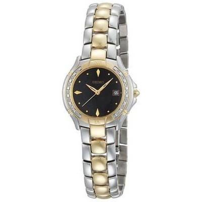腕時計 セイコー Seiko ツートン (オープン Box) レディース 腕時計 SXDB08