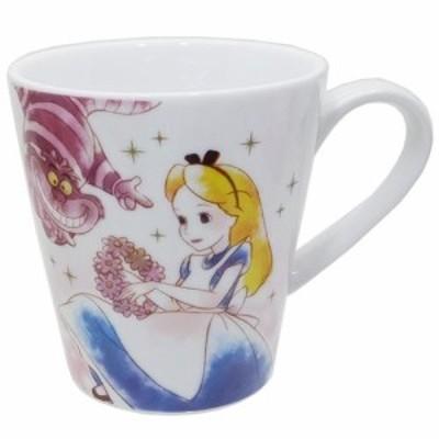 ◆ふしぎの国のアリス 陶器製マグ/Dear Friends(贈り物、お土産,キャラクターグッツ通販)(299)