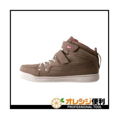 バートル バ−トル 作業靴 809−24−270 キャメル 809-24-270 【114-9775】