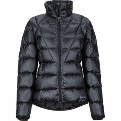 マーモット Marmot レディース ダウン・中綿ジャケット アウター Hype Down Jacket Black