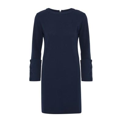 IRIS & INK ミニワンピース&ドレス ダークブルー 8 ポリエステル 95% / ポリウレタン 5% ミニワンピース&ドレス