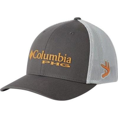 コロンビア 帽子 メンズ アクセサリー PHG Mesh Ball Cap Grill/Antler Logo