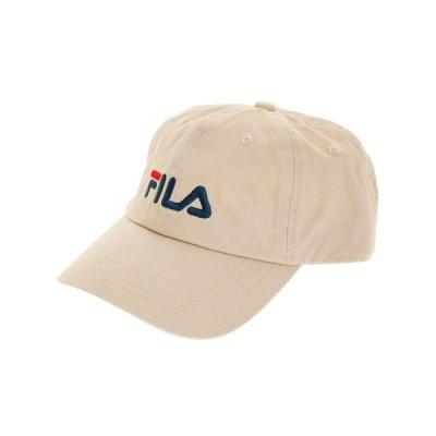 フィラ(FILA) fls low キャップ 185713520 BEG (メンズ)