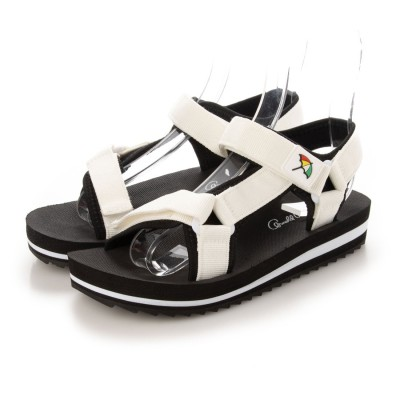 アーノルド パーマー スポーツサンダル レディースフットウェアー レディース Arnold Palmer FOOTWEAR スポサン AL5408 (ホワイト)