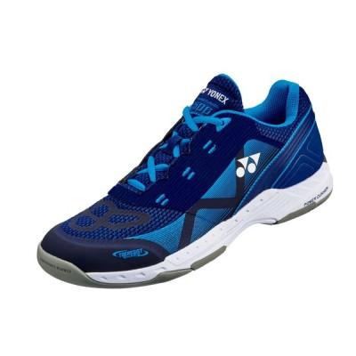 ヨネックス YONEX SHT506 パワークッション506 テニス シューズ ブルー/ネイビー