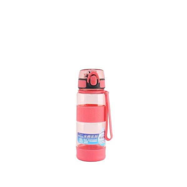 LOCK&LOCK 樂扣 優質矽膠提帶水壺 (運動水壺 冷水壺 外出水壺 彈跳水壺 兒童水壺 提帶水壺)