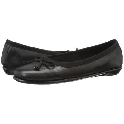 エアロソールズ サンダル シューズ レディース Fast Bet Black Leather