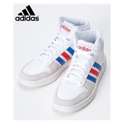 adidas メンズ Adidas ADIHOOPS MID 2 26/26.5/27/27.5/28cm ニッセン