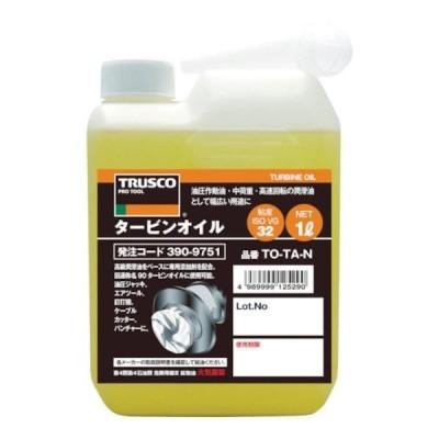 TRUSCO タービンオイル1L TOTAN [TO-TA-N][r20][s9-810]