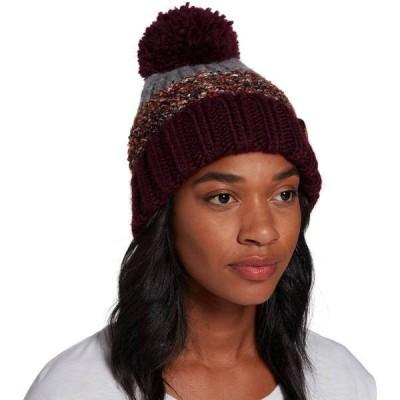 アルパインデザイン レディース 帽子 アクセサリー Alpine Design Women's Chunky Color Block Beanie