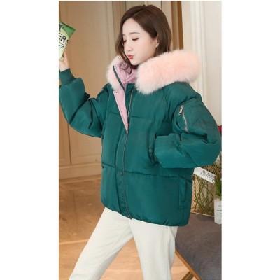 レディース 綿コート Aライン 大きいサイズ レディース 中綿コート