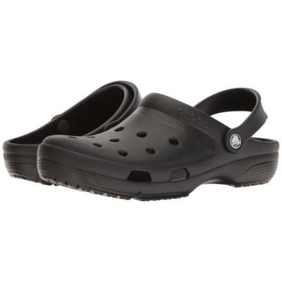 クロックス Crocs メンズ クロッグ シューズ・靴 Coast Clog Black