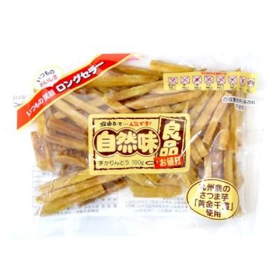 村田製菓 自然味良品 芋かりんとう 100gX30袋 九州産さつま芋使用 芋けんぴ