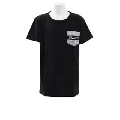 ボーイズ 半袖Tシャツ 865PA9JY9269 BLK オンライン価格