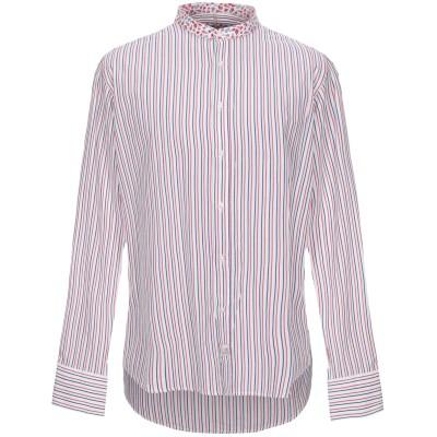 PANAMA シャツ ホワイト XL コットン 100% シャツ