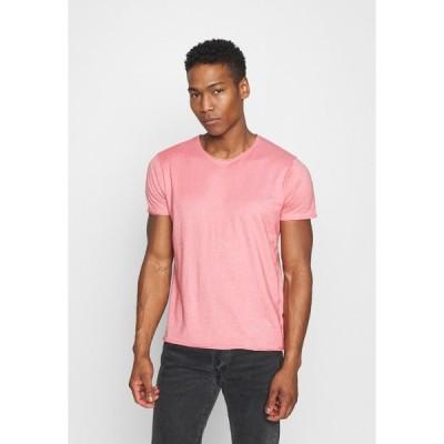ブレーブソウル Tシャツ メンズ トップス CONTO - Basic T-shirt - red burnout