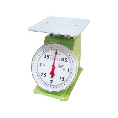 シンワ 上皿自動はかり 4kg 取引証明用 70084 本体サイズ270x220x270mm 製品重量3400g 検定証印付 頑強設計 ばね式指示はかり 基準適合証印付 精度等級 4級