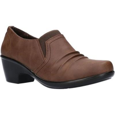 イージーストリート Easy Street レディース シューズ・靴 Kesley Comfort Shooties Brown