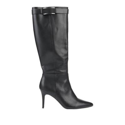 Calvin Klein カルバンクライン ブーツ ファッション  レディースファッション  レディースシューズ  ブーツ  その他ブーツ ブラック