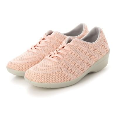 女性用 アサヒ L517 (ピンク) レディース 婦人靴