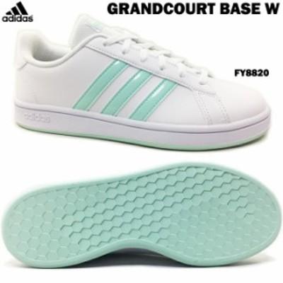 スニーカー レディース アディダス グランドコート ベース W adidas GRANDCOURT BASE W レディース スニーカー コートタイプ テニスシュ