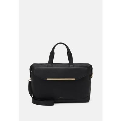 アンナフィールド レディース バッグ Weekend bag - black