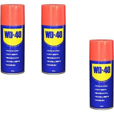 エステー 超浸透性防錆潤滑剤 WD-40 MUP 300ml (まとめ買い3本セット)