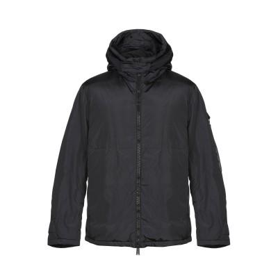 ADD ダウンジャケット ブラック S ナイロン 100% ダウンジャケット