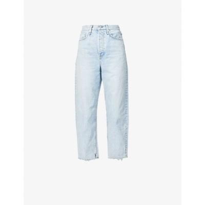 ラグ&ボーン RAG & BONE レディース ジーンズ・デニム ボトムス・パンツ 90s tapered high-rise stretch-denim jeans Dagger