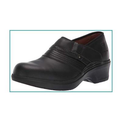 ARIAT Women's Safety Toe Clog, Black, 8.5 B - Medium【並行輸入品】