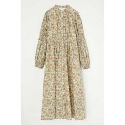 TINY FLOWER LONG ドレス
