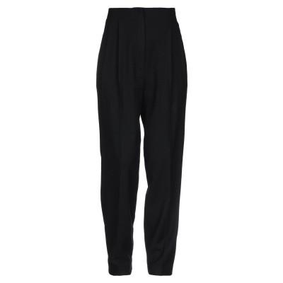 ハイケ HACHE パンツ ブラック 40 バージンウール 88% / ナイロン 10% / ポリウレタン 2% パンツ