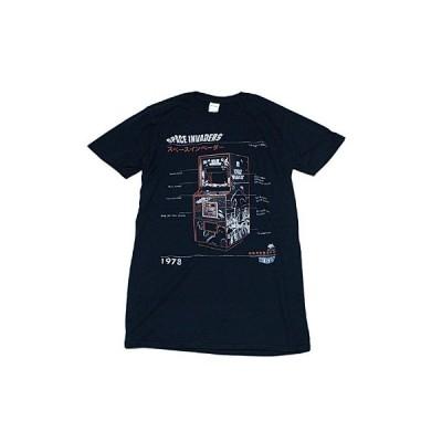 スペース インベーダー アップライト筐体Tシャツ
