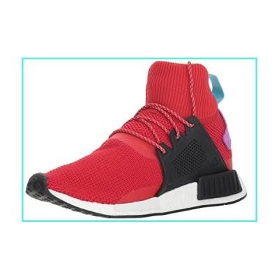 【新品】adidas Originals Men's NMD_XR1 Winter Running Shoe, Scarlet/Black/Shock Purple, 13 M US(並行輸入品)