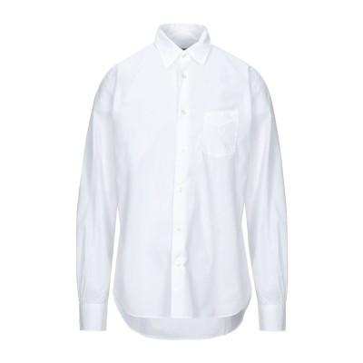 オフィシン ジェネラル OFFICINE GÉNÉRALE Paris 6ᵉ シャツ ホワイト S コットン 100% シャツ