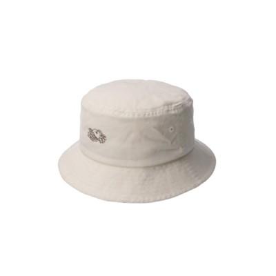 MAISON mou / 【FRUIT OF THE LOOM/フルーツオブザルーム】FTL LOGO PIGMENT HAT/ピグメントハット WOMEN 帽子 > ハット